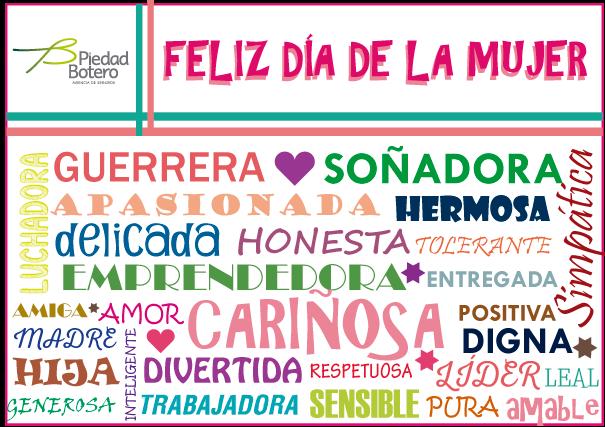 Feliz Dia De La Mujer Agencia De Seguros Feliz dia de las madres feliz dia de san valentin papel picado dia de muertos dia de los muertos feliz año nuevo 2016 persona feliz. feliz dia de la mujer agencia de seguros